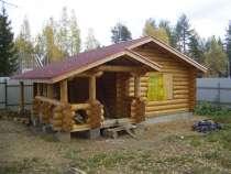 Строительство деревянных домов, бань, беседок и т. д, в Санкт-Петербурге