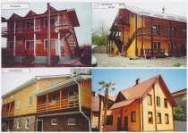 Изготавливаем и строим дома из клееного бруса, в Энгельсе