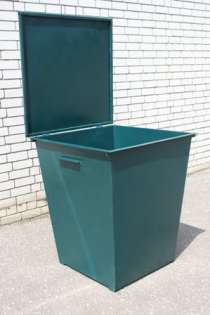 Бак для мусора, в Барнауле
