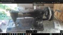 Старая советская швейная машинка на запчасти, в Тамбове