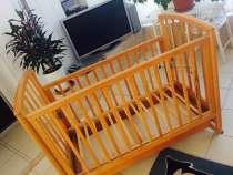 Продаю детскую кроватку, в Екатеринбурге