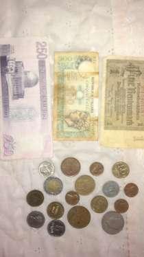 Монеты, купюры, копейки, в г.Минск
