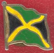 Фрачник флаг Ямайка, в Орле