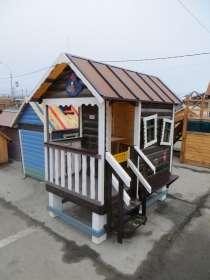 Детские домики, горки, в Екатеринбурге