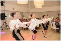 Танцеры Dansatori, в г.Кишинёв