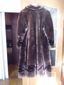 Продам мутоновую шубу, в Санкт-Петербурге