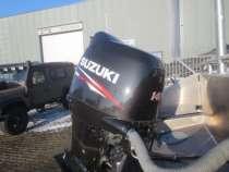 Лодочный мотор Suzuki DF140, в Москве