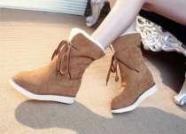 Ботинки / угги новые, в Новосибирске
