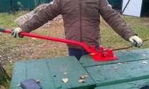 Ручной станок для гибки арматуры диаметром до 16 мм, в Майкопе