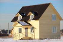 Новый дом на берегу реки. д. Финеево, в г.Киржач