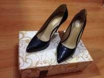 Туфли женские INDIANA(Бразилия) Размер 37, цвет темно-синий, в Екатеринбурге