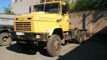 Продам тягач вездеход КРАЗ; пробег 60 т. км, в Уфе