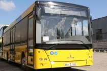 Городской автобус МАЗ 206068, в г.Самара