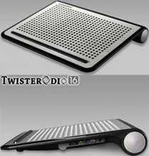 """Подставка для ноутбука до 16"""" Enermax TwisterOdio CP008, в Москве"""
