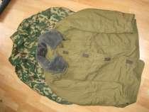 Куртка камуфляжная (летний верх и утепленная подстежка)50-52, в Екатеринбурге