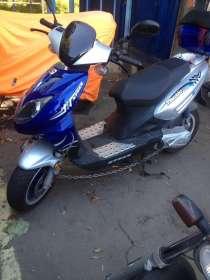 Продаю скутер, в Москве