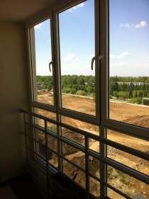 Окна с лоджии витраж, в Нижнем Новгороде