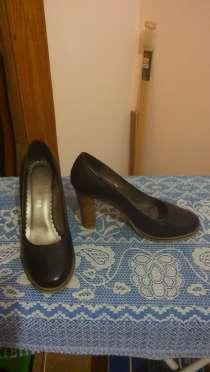 Туфли черного цвета кожа, в г.Симферополь