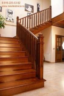 Красивые лестницы для дома, коттеджа Новая Лестница, в г.Реутов