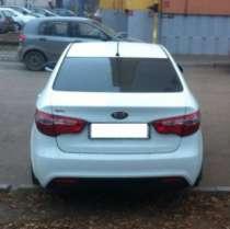 автомобиль Kia Rio, в Казани