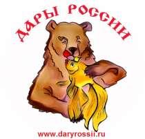 """Интернет магазин морепродуктов - """"Дары России"""", в Санкт-Петербурге"""