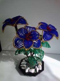 Цветы из бисера, в г.Минск