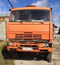 Самосвал КАМАЗ 6522, в Тюмени