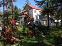 Аршанский бор, гостенвой дом. Отдых п. Аршан, в Иркутске