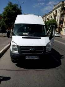 микроавтобус Ford Transit, в Сызрани
