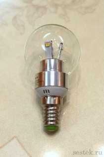 Прозрачные интерьерные светодиодные ламп  Clear, в Абакане