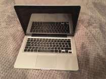 MacBook Pro 13 inch конец 2011, в Москве