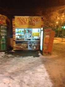 киоск общественного питание, в Новосибирске