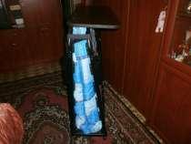 Складная полуторная кровать-тумба со спинкой, матрацем, в Санкт-Петербурге