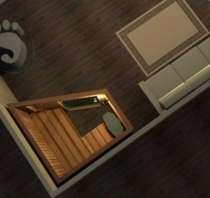 Минисауна Оптима - угловой вариант сауны. Удобное размещение, в Озерске