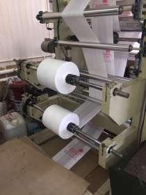 Цветная флексографская печатная машина SL-FG800-6, произво, в г.Кисловодск