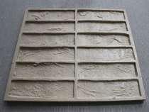 Форма для декоративного камня, Старый кирпич 0,23м2 (немецки, в Ростове-на-Дону