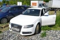автомобиль Audi A4, в Новосибирске