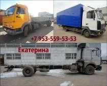 Установка бортовой платформы на автомобиль КАМАЗ 4308,КАМАЗ, в Воронеже