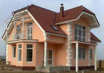Покраска фасадов, в Краснодаре