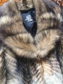 Шуба натуральная размер 54-56, в Красноярске