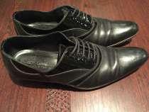 Мужские туфли 40 размер, в Москве