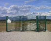 Ворота и калитки, в Владимире