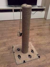 Продам когтеточку - столбик для кошек, в Новосибирске