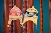 Шапки с апликац. из шерсти высокогор. жи  детская  3-5 лет, в Кинешме