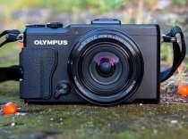 Компактная камера Olympus Stylus XZ-2, в Екатеринбурге