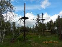 Веревочный парк, экстрим парк развлечений, в Екатеринбурге