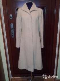 Пальто демисезонное шерстяное, в Новосибирске