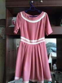 Платье розового цвета, в г.Павлодар