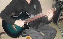 Гитара, обучение, в г.Алматы