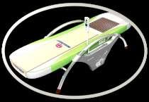 Кровать-массажер Nuga Best NM - 5000 в комплекте, в Чебоксарах